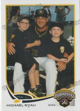 2016 Bradenton Marauders Michael Ryan Pittsburgh Pirates MGR