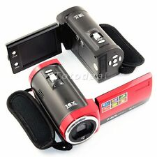 16 x Digital Zoom HD Mini DV Digital Camcorder DVR Camera Anti-shaking US STOCK