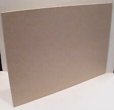 Medite MDF Lazer Board A4 Size 5 x Sheets 3mm Thick x 297mm Long x 210mm Wide 1s