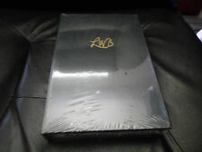 FIRST LADY LAURA BUSH SIGNED - SPOKEN FROM THE HEART LIMITED LEATHER EDITION NEW