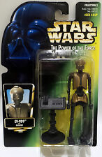 STAR WARS : EV-9D9 WITH DATAPAD CARDED ACTION FIGURE MADE IN 1997