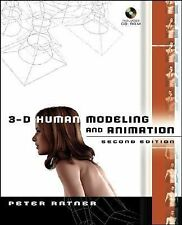 3-D Human Modeling and Animation, Second Edition
