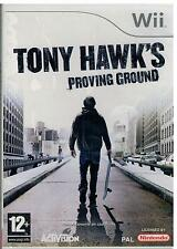 Tony Hawk's Proving Ground (Nintendo Wii Nuevo)