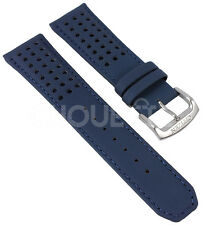 Citizen 23mm Blue Leather Watch Band for Blue Angels AT8020-03L H800-S081165