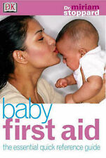 Baby First Aid,GOOD Book