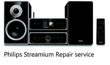 Philips Streamium repair service MCI500H MCI808 WACS7500 Kingwall ps131 300