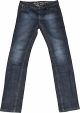 Edc by Esprit Jeans  Denim Hight Five Slim  Gr. 28/30  Stretch  Used Look  TOP