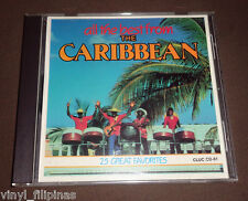 MADE IN CANADA:25 CARRIBBEAN HITS CD,CARIBBEAN DISCO SHOW MEDLEY,Reggae