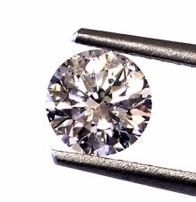 GIA loose certified .71ct SI2 E round brilliant diamond 5.60-5.63x3.60mm estate