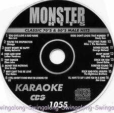 Monster Hits Karaoke CD+G vol-1055/ Van Halen,chicago,Bon Jovi,Elton John,U2+