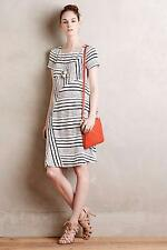 New Anthropologie Stripestack Shift Dress Sz S Size Small ( 4 6 ) NIP by Maeve