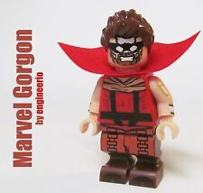 LEGO Custom - Gorgon - Marvel Superheroes deadpool wolverine ironman x-men