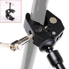 Caméra Pince Fixation Clip Crabe DSLR articulé Plieur Bras Magique Friction Arm