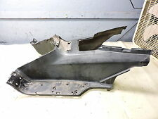 07 Honda FSC600 A FSC 600 ABS Silverwing center engine cover foot rest lower