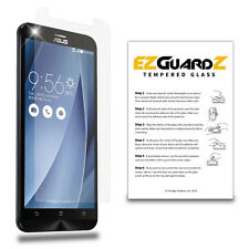 2X EZguardz Premium Tempered Glass Screen Protector For Asus ZenFone 2