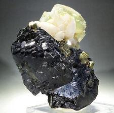 # TOP Zinkblende Fluorit Calcit Chalkopyrit-Dalnegorsk/Russland   (254) #