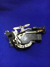 1997 - 2001 TOYOTA CAMRY LEFT DRIVER SIDE REAR DOOR LATCH WITH LOCK ACTUATOR OEM