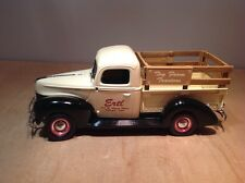 ERTL 50th ANNIVERSARY VINTAGE 1940 FORD PICKUP DIE CAST REPLICA - #F019