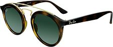 Ray-Ban Men's New Gatsby RB4256-710/71-46 Green Round Sunglasses
