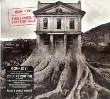 Bon Jovi This House Is Not For Sale CD + Bonus Songs 2-disc Set in Box Sealed
