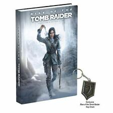 Rise of the Tomb Raider Collector's Edition Guide, Prima Games