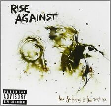 RISE AGAINST CD - THE SUFFERER & THE WITNESS [EXPLICIT](2006) - NEW UNOPENED