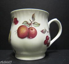 Scatter Fruit Bulbous English Fine Bone China Mug Cup By Milton China