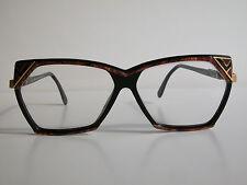 Cazal Vintage Eyeglasses - Ex-Display- Model 324 - Col. 669 - Gold, Marble Brown