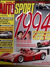 Rombo 1 1994 Sfida ai Kart tra Senna e Prost - Novità Ferrari [R2]