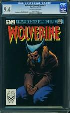 Wolverine Limited #3 CGC 9.4 1982 X-Men Movie! C3 1 815 cm
