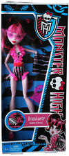 "Monster High Draculaura Swim Class 10""  Doll with Accessories - NEW"