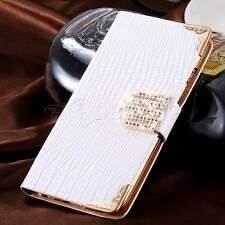 Magnetic Leather Case Wallet Card Slot Pouch Flip Cover For iPhone 6 6s Plus