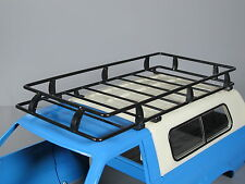 Custom Steel Tube Roof Rack Tray Mount for any scale 1/10 Tamiya RC4WD Truck