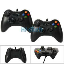 2X HOT XBox 360 Game Wired USB Gamepad Controller for PC Computer Controller New