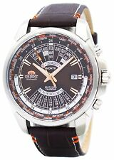 Orient Automatic Multi Year Calendar World Time EU0B004T Mens Watch