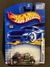 2002 Hot Wheels #018 First Editions 6/42 : Altered State - 52906