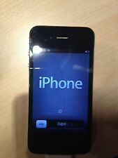 Apple iPhone 4 - 16GB - Black (O2) Smartphone
