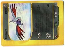 POKEMON EXPEDITION RARE N°  63/165 AIRMURE