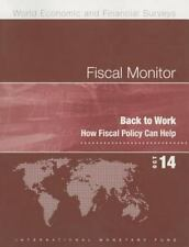 Fiscal Monitor, October 2014 (World Economic and Financial Surveys)-ExLibrary