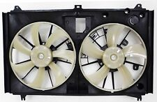 2009-2013 Lexus LS460/LS600h Radiator/AC Condenser Fan Assembly All Wheel Drive