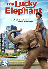 My Lucky Elephant (DVD, 2013) Dove Family Approved Film Children Kids Animals PG