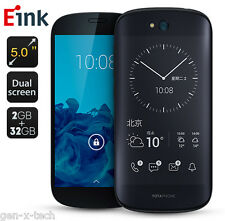 "32Gb Yotaphone 2 Dual Display Mobile Phone, 5"" Front + 4.7"" E-ink Back Display."