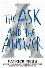 The Ask and the Answer, Patrick Ness, New Book