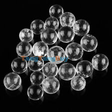 100g About Lot of 8pcs Small Natural Clear Quartz Crystal Sphere Ball China