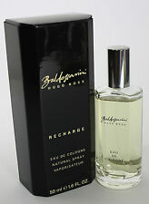 EAU DE COLOGNE HUGO BOSS BALDESSARINI ,RECHARGE 50ml  SPRAY Sans Cellophane