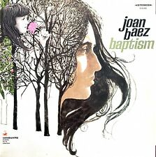 Joan Baez ‎LP Baptism - France (EX/M)