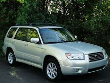 Subaru: Forester 2.5X PREMIUM PACKAGE! AWD 4WD! 108K MILES! 1-OWNER
