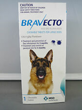 Bravecto for  Large   Dogs 20 - 40 kg  Single Chew