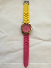 Accutime Watch Corp Ladies Quartz Watch