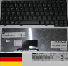 CLAVIER QWERTZ ALLEMAND LENOVO S9 S10 S11-GE 25-008459 MP-08F566D0-686 Noir